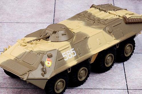 Eaglemoss - Soviet Army GAZ BTR-70 8x8 APC 1/72