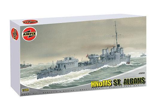 Airfix - Royal Navy HNoMS St. Albans 1/400