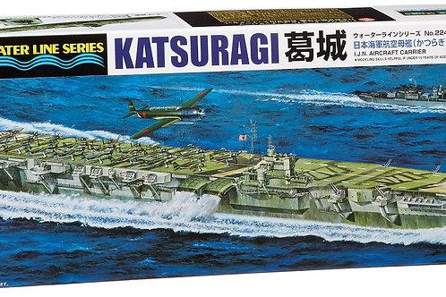 Aoshima - IJN Aircraft Carrier Katsuragi 1/700