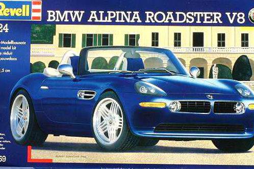 Revell - BMW Alpina Roadster V8 1/24