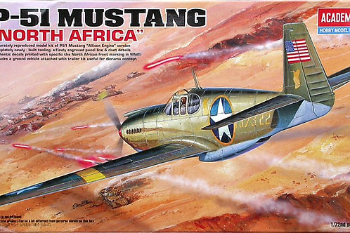 Academy - P-51 Mustang 'North Africa' 1/72