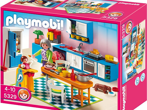 Playmobil 5329 - Dollhouse Equipped Kitchen