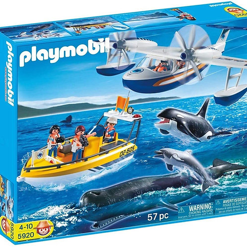 Playmobil 5920 - Whale Watching Sea Expedition