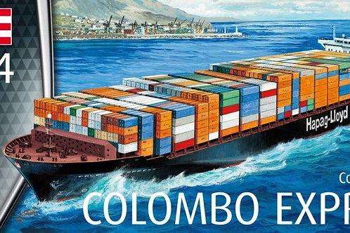 Revell 05152 - Container Ship Colombo Express 1/700