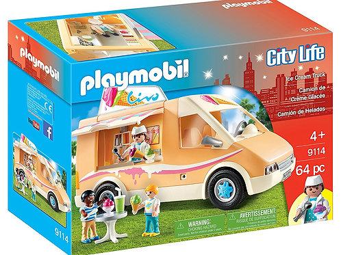 Playmobil 9114 City Life - Ice Cream Truck