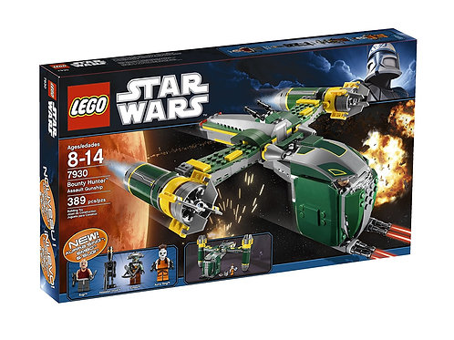 Lego 7930 Star Wars - Bounty Hunter Assault Gunship