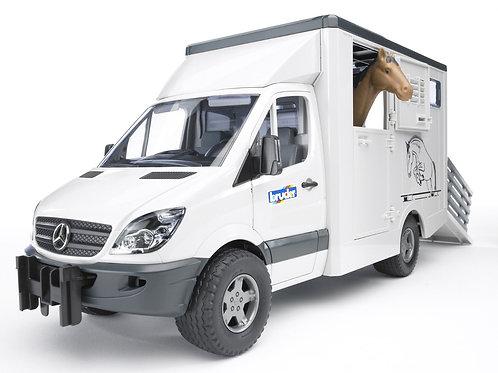 Bruder 02533 - Mercedes Benz Sprinter Animal Transporter