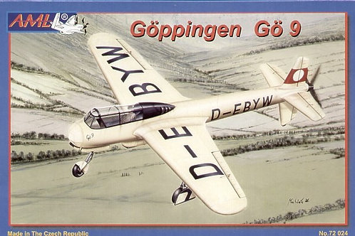 AML - German Göppingen Gö 9 1/72