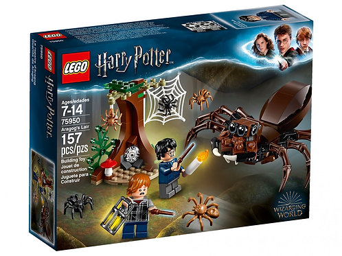 Lego 75950 Harry Potter - Aragog's Lair