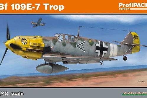 Eduard - Messerschmitt Bf 109E-7 Tropical 1/48