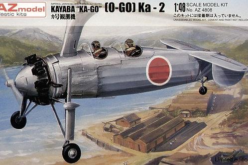 AZ Model - Kayaba Ka-Go O-Go Ka-2 1/48