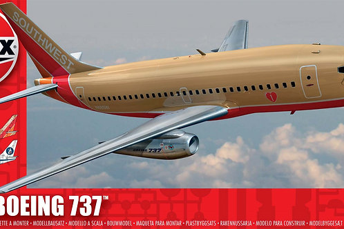 Airfix - Boeing 737 1/144