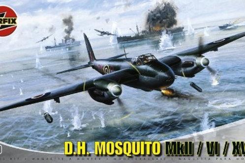 Airfix - De Havilland Mosquito NF.MkII/VI/XVIII