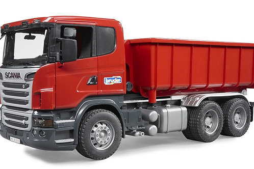 Bruder 03522 - Scania R-series Tipping Truck 1/16