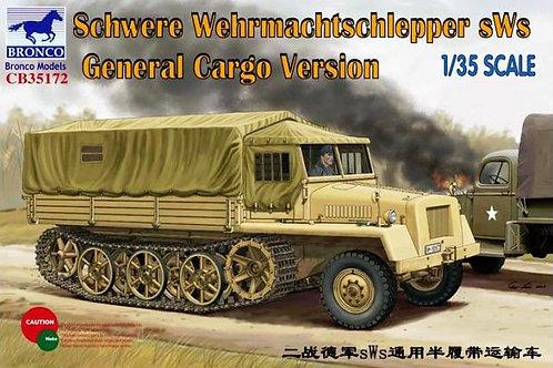 Bronco - Schwere Wehrmachtschlepper sWs General