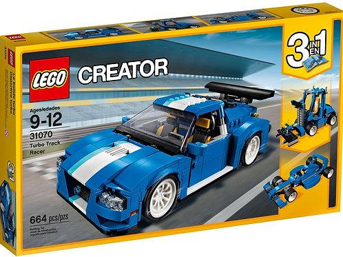 Lego 31070 Creator - Turbo Track Racer