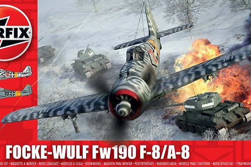 Airfix - Focke-Wulf Fw190 F-8/A-8 1/72