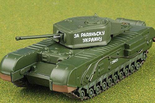 Eaglemoss - Soviet Army Churchill Mk.III 1/72