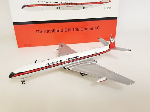 ARD200 - Dan-Air London De Havilland DH-106 Comet 4C 1/200