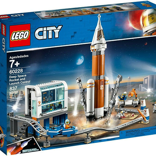 Lego 60228 City -  Deep Space Rocket And Launch Control