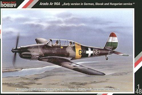 Special Hobby - German Trainer Arado Ar-96A 1/48