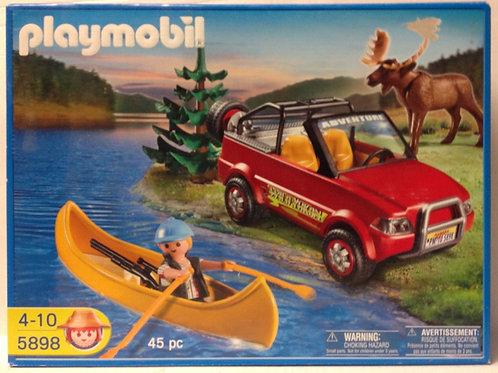 Playmobil 5898 - SUV with kayak