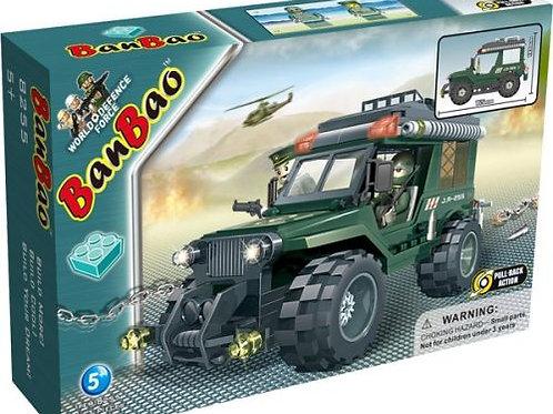 BanBao - Military Off-Road Jeep