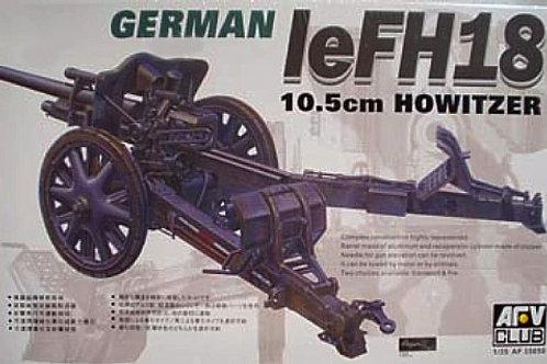 AFV Club - leFH18 10.5cm Howitzer 1/35