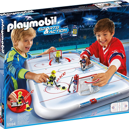 Playmobil 5394 Sports&Action - Ice Hockey Arena