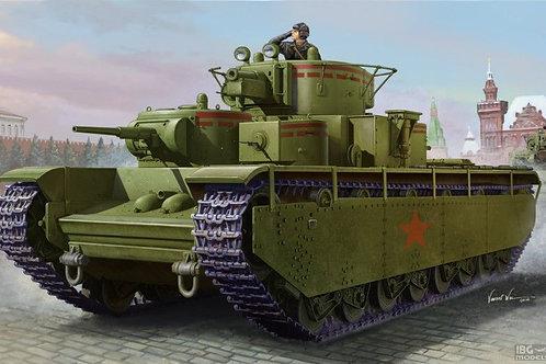 Hobby Boss - Soviet T-35 Heavy Tank - Early 1/35