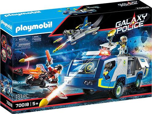 Playmobil 70018 Galaxy Police - Police Truck