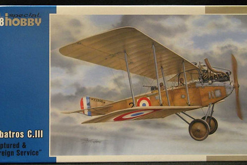 Special Hobby - WWI Fighter Albatros C.III 1/48