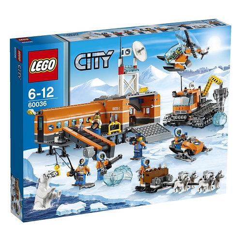 Lego 60036 City - Arctic Base Camp