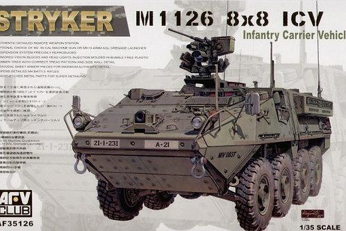 AFV Club - M1126 Stryker 8x8 ICV 1/35