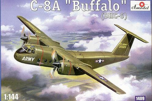 Amodel - C-8A Buffalo (DHC-5) USAF aircraft 1/144