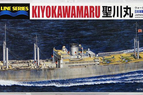 Aoshima - Japanese Seaplane Tender Kiyokawamaru 1/700