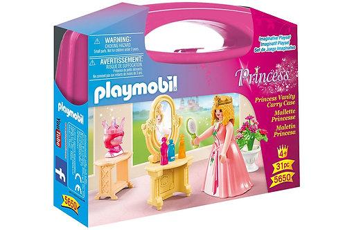 Playmobil 5650 Princess - Princess Vanity Carry Case