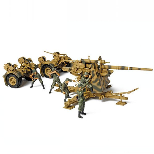 Forces of Valor - German 88 mm Flak Gun Eastern Front 1/32