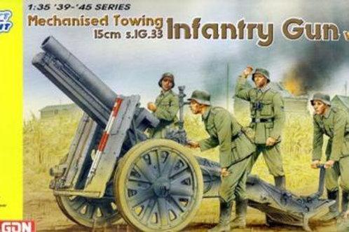 Dragon - Infantry Gun 15cm s.IG.33 Mechanised