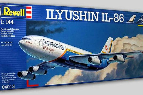 Revell - Ilyushin IL-86 1/144