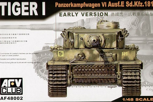 AFV Club - Pz.Kpfw.VI Ausf.E Tiger I Early Version
