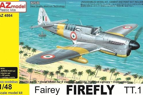 AZ Model - Fairey Firefly TT.1 1/48
