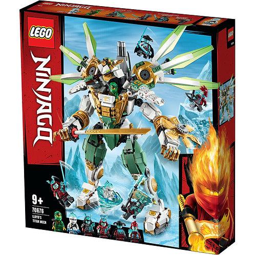 Lego 70676 Ninjago - Lloyd's Titan-Mech