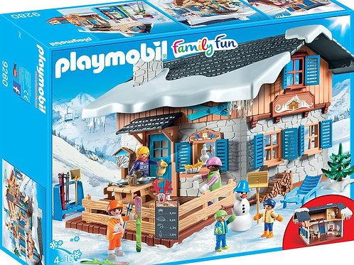 Playmobil 9280 Family Fun - Ski Lodge