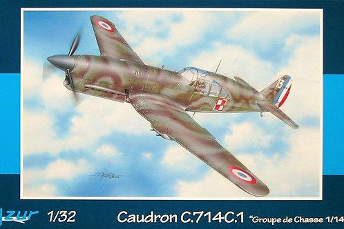Azur - Caudron C.714C 1/32