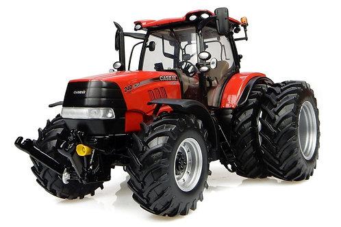 Universal Hobbies - CASE IH Puma CVX 240 Dual Rear Wheel Tractor 1/32