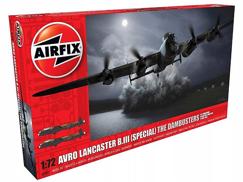 Airfix - Avro Lancaster B.III (Special) The Dambusters 1/72
