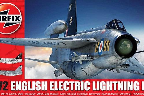 Airfix - English Electric Lightning F.6 1/72