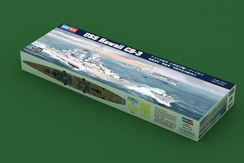 Hobbyboss - US Navy USS Hawaii CB-3 1/350