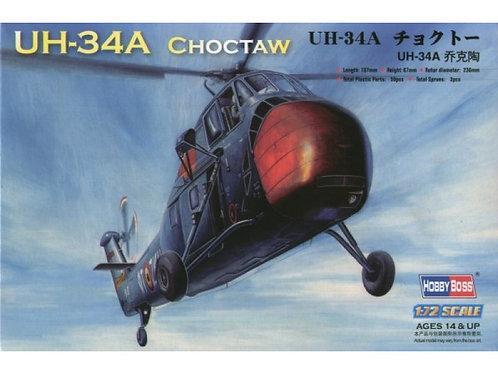 Hobbyboss - UH-34A Choctaw 1/72